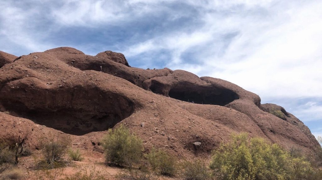 Hole in the Rock, Papago Park