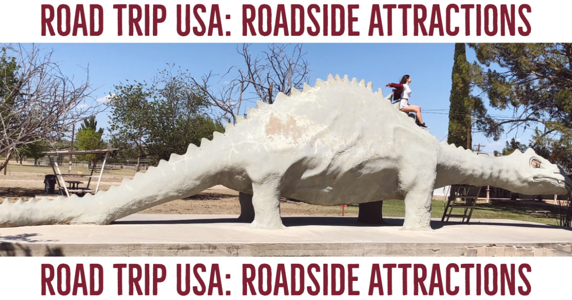 U.S. Cross-Country Road Trip: Roadside Attractions