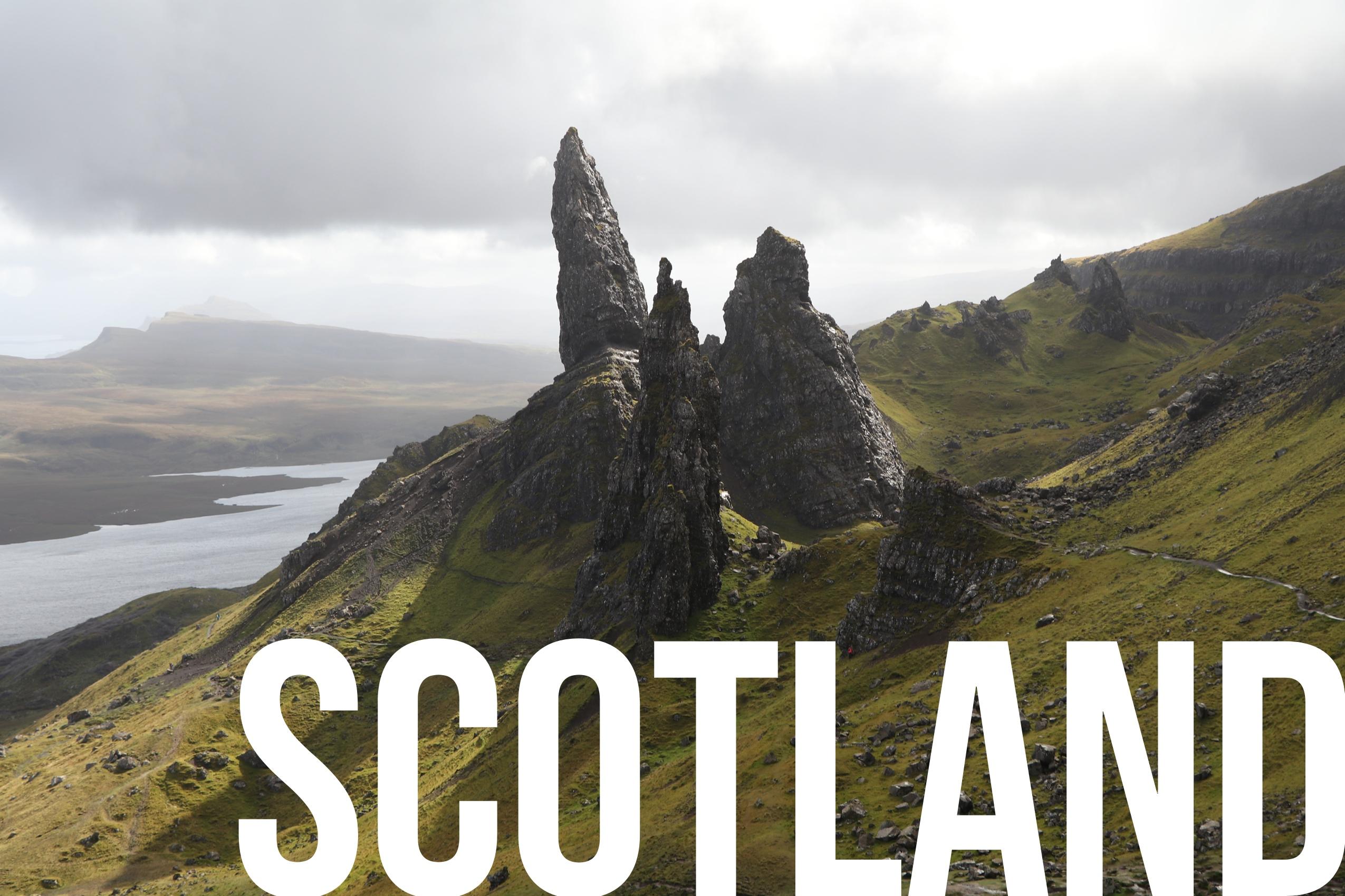 Scotland Title Shot