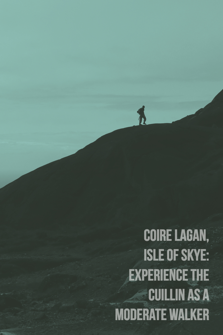 Coire Lagan, Isle of Skye: Experience the Cuillin as a moderate walker