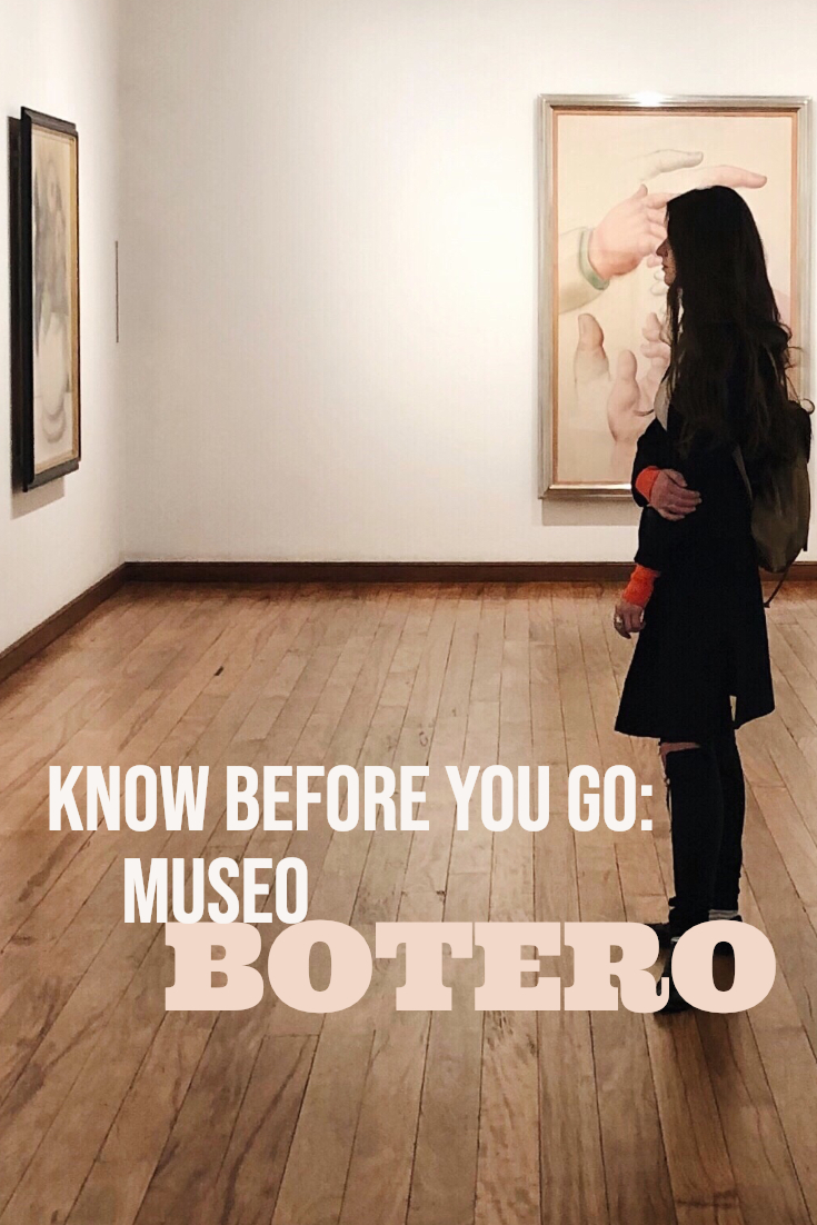Know Before You Go: Botero Museum Pinterest